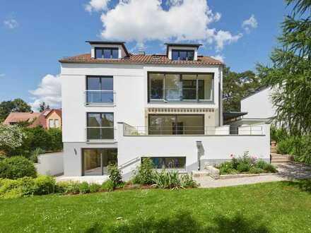 Großes Anwesen in bester Wohnlage von Erlangen-Uttenreuth - kernsaniert auf Neubauniveau