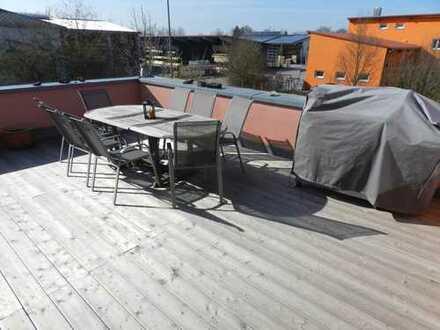 * * * Arbeiten (214 m²) und großzügiges Wohnen (140 m²) unter einem Dach * * *