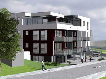 Hochwertige Wohnung im Neubauobjekt
