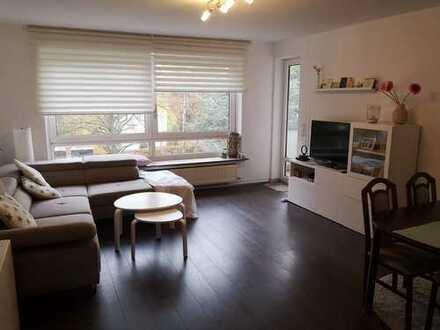 Modernisierte 3-Zimmer-Wohnung mit Balkon in Hannover/Kirchrode