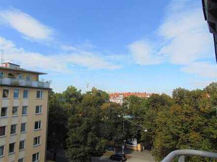 2-Zimmer-Wohnung mit Balkon in sehr guter Lage
