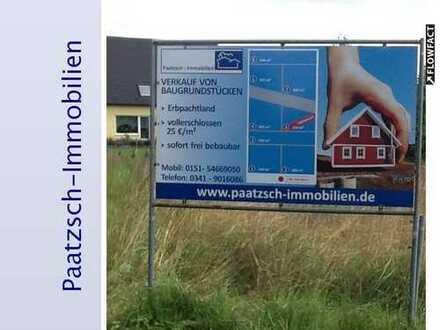 Nur noch 1 Grundstück in Großbothen bei Grimma