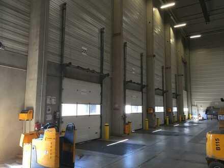 Lager- und Logistikflächen direkt an der A643 - provisionsfrei