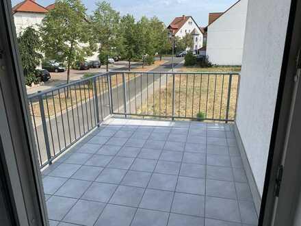 Freundliche 2,5-Zimmer-Wohnung mit Balkon in Waldsee
