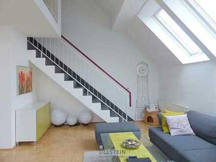 Perfektes Investment + Erbbaurecht + Wintergarten mit Rheinblick + sehr gut vermietet