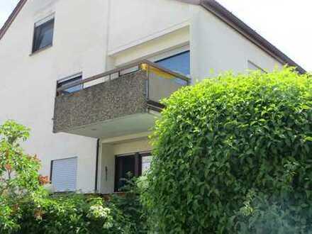 Helle 3-Zimmer-Wohnung in Neckar Nähe mit Balkon und Garage in Heilbronn Horkheim