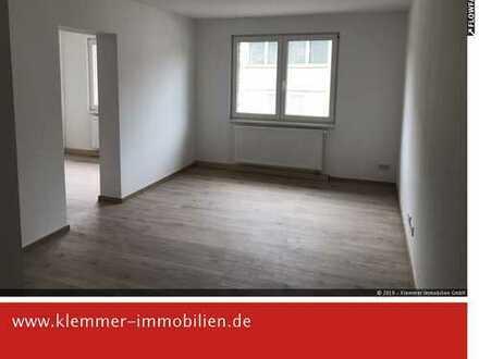 Erstbezug nach Sanierung - 2-Zimmer-Wohnung mit Einbauküche