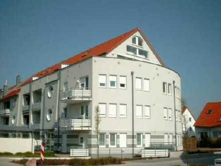 Stilvolle, gepflegte 1-Zimmer-Wohnung mit Balkon und NEUER Einbauküche in Stutensee-Blankenloch