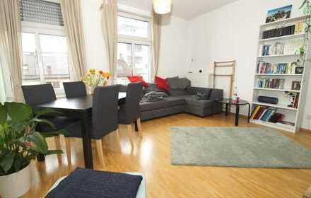 WG-taugliche 2-Zimmer Wohnung in zentraler Lage