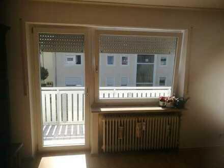 Ruhige Wohnung in Bad Wörishofen mit Süd-Balkon