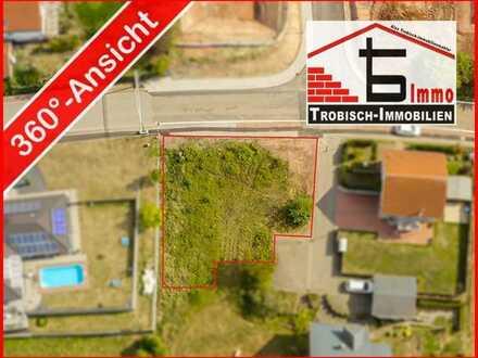Bauplatz in jungem Wohngebiet - Trobisch-Immobilien