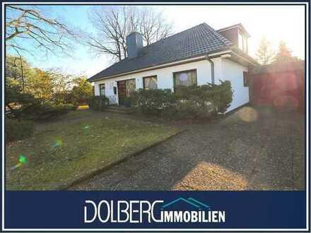 Freistehendes 1-2-Familienhaus mit Garten nahe Hamburg