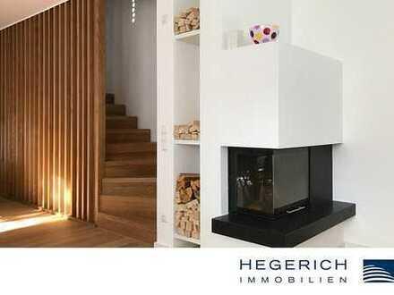 HEGERICH: Exklusive Neubau-Villa in Obermenzing