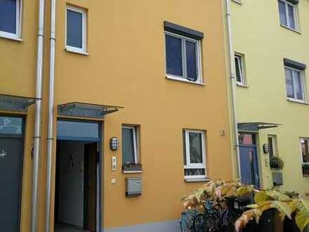 Reihenmittelhaus mit Garten in Heidelberg Rohrbach für 2 Jahre zu vermieten