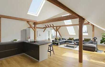 ***Erstbezug!!!*** - Traumhafte, luxuriöse Dachgeschosswohnung - hochwertigste Ausstattung!