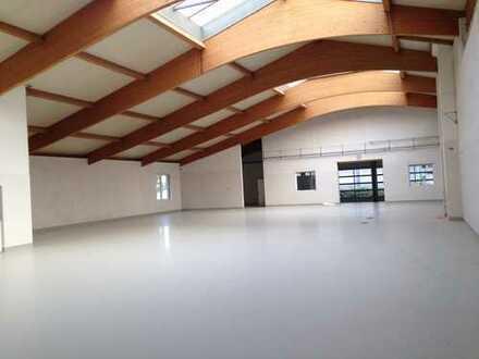 Gewerbehalle in Edingen-Neckarhausen