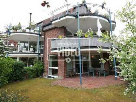 !!! Souterrainwohnung mit toller Terrasse und Garten + 40 m² Nutzfläche !!!