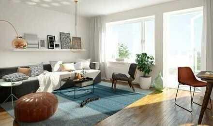 Attraktive Etagenwohnung zum Wohnen und Wohlfühlen