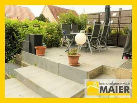 Schöne 3,5 Zi. Wohnung mit eigenem Gartenparadies! Hier können Sie Ihre Gartenträume verwirklichen!