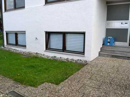 Gepflegte 2-Zimmer-Wohnung mit Einbauküche in Gomaringen