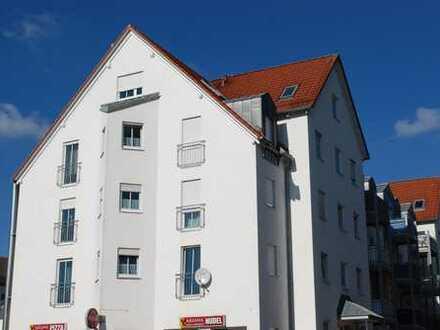 Gepflegte zentrumsnahe 4-Zi.-Maisonette-Wohnung mit Balkon und TG in Pfaffenhofen