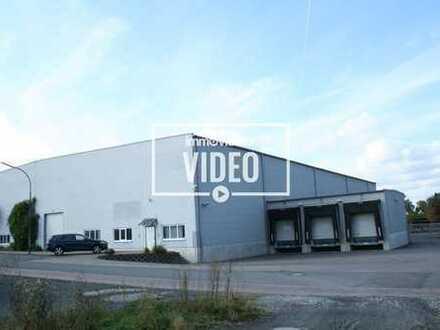1380 m² Lager mit Hochregalsystem + 6 Verladebrücken / Nähe A45, A5