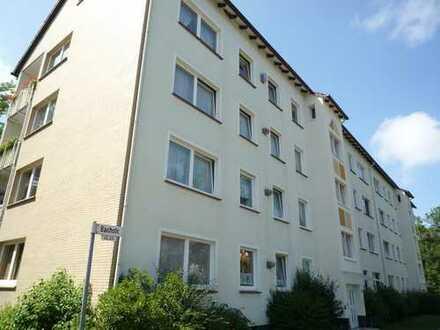 Geräumige Wohnung mit Balkon in begehrter Nordstadtlage!