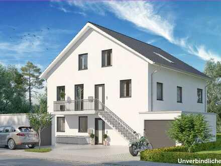 Neubau! Haus im Haus - Wohnen wie im Reihenhaus (nach WEG)