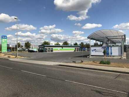 Gewerbeflächen 1000-2800 m2 für Autohandel Vermietung Gastronomie 1,5 Euro m2
