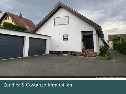 EFH in guter Lage * EBK * 2 TL-Bäder * Balkon * Terrasse * 1 Garage +1 Stpl.