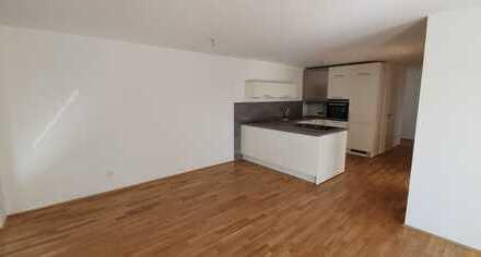 Erstbezug: schöne, helle 4-Zimmer-Wohnung mit EBK und Süd-Balkon in Günzburg