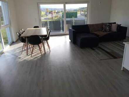Exklusive 3-Zimmer-Wohnung mit Balkon und EBK in Dußlingen