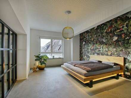 Luxus pur - möbliertes Loft mitten in Stuttgart