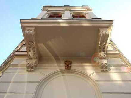 Paulusviertel: Edle 3-Zimmerwohnung mit Balkon und EBK