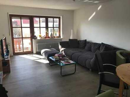 Modernisierte 4-Zimmer-Wohnung über 2 Etagen in Bad Wörishofen