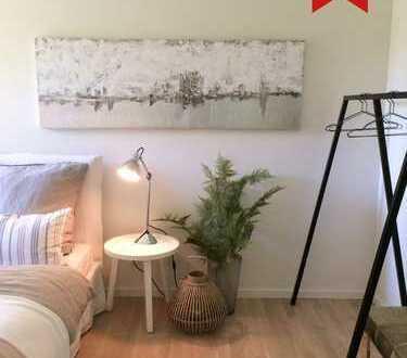 Geräumige 2-Zimmer-Wohnung mit Blick ins Grüne