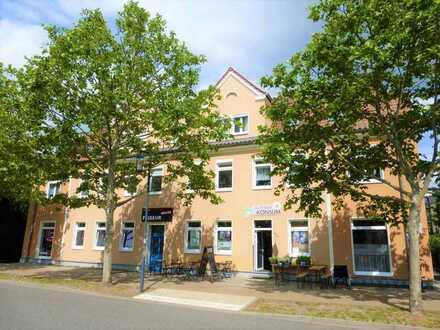 Zentrale 1-Zimmer-Wohnung mit Carport in Neuruppin