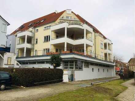 Gepflegte 3 1/2 Zimmerwohnung mit Südwestbalkon in zentraler Lage von Asperg (provisionsfrei)