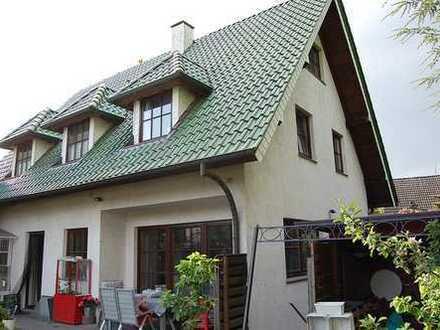 Individuelles Stadthaus mit Dachterrasse in Bremen Blumenthal