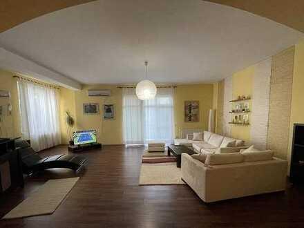 Sanierte 2-Raum-Wohnung mit Balkon und Einbauküche in Teningen