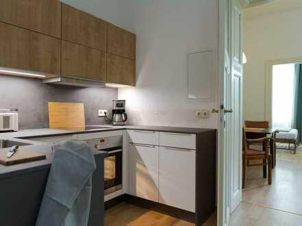 schöne Wohnung für 3er WG Nähe TU/Max Plank Institut/HBF N43/06