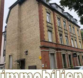 Refugium - Maisonettewohnung in zentraler Oststadtlage