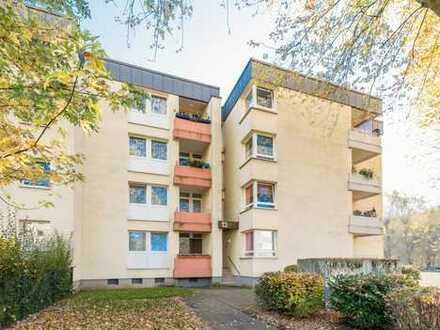 Gut vermietete Wohnung mit Gatenanteil sucht neuen Vermieter