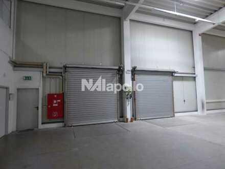 Kurzfristig verfügbar   ca. 2.000 m² Hallenfläche   gute Verkehrsanbindung  