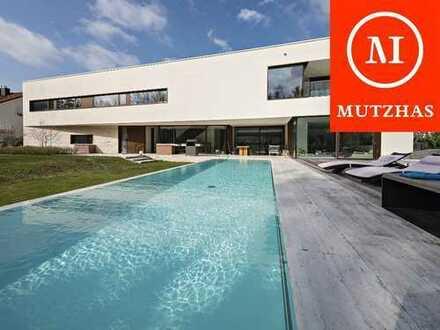 MUTZHAS - Einmaliges Anwesen in Bestlage von Waldtrudering zu vermieten