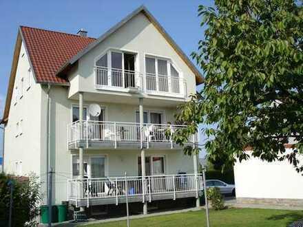 Freundliche, modernisierte 3-Zimmer-Dachgeschosswohnung zur Miete in Salz