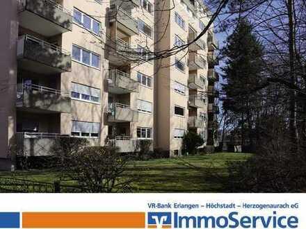 Kapitalanlage, 3-Zimmer- Wohnung in guter Lage