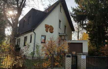 Grünes Haus mit fünf Zimmern in Berlin, Lankwitz (Steglitz)