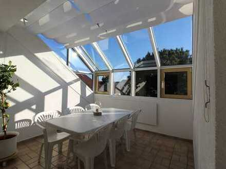 Neuwertige 5,5-Zimmer-Wohnung mit Balkon und Einbauküche in Ulm