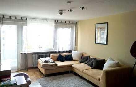 Geflegte 3,5 Zmmer-Wohnung in Neu-Ulm in ruhiger Lage